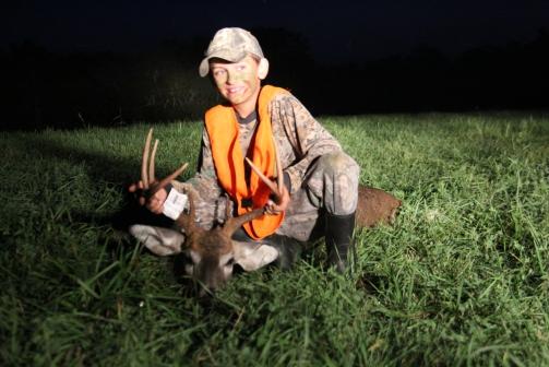 CGibs - First Deer!