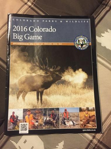 2016 Big Game Colorado Cataloge